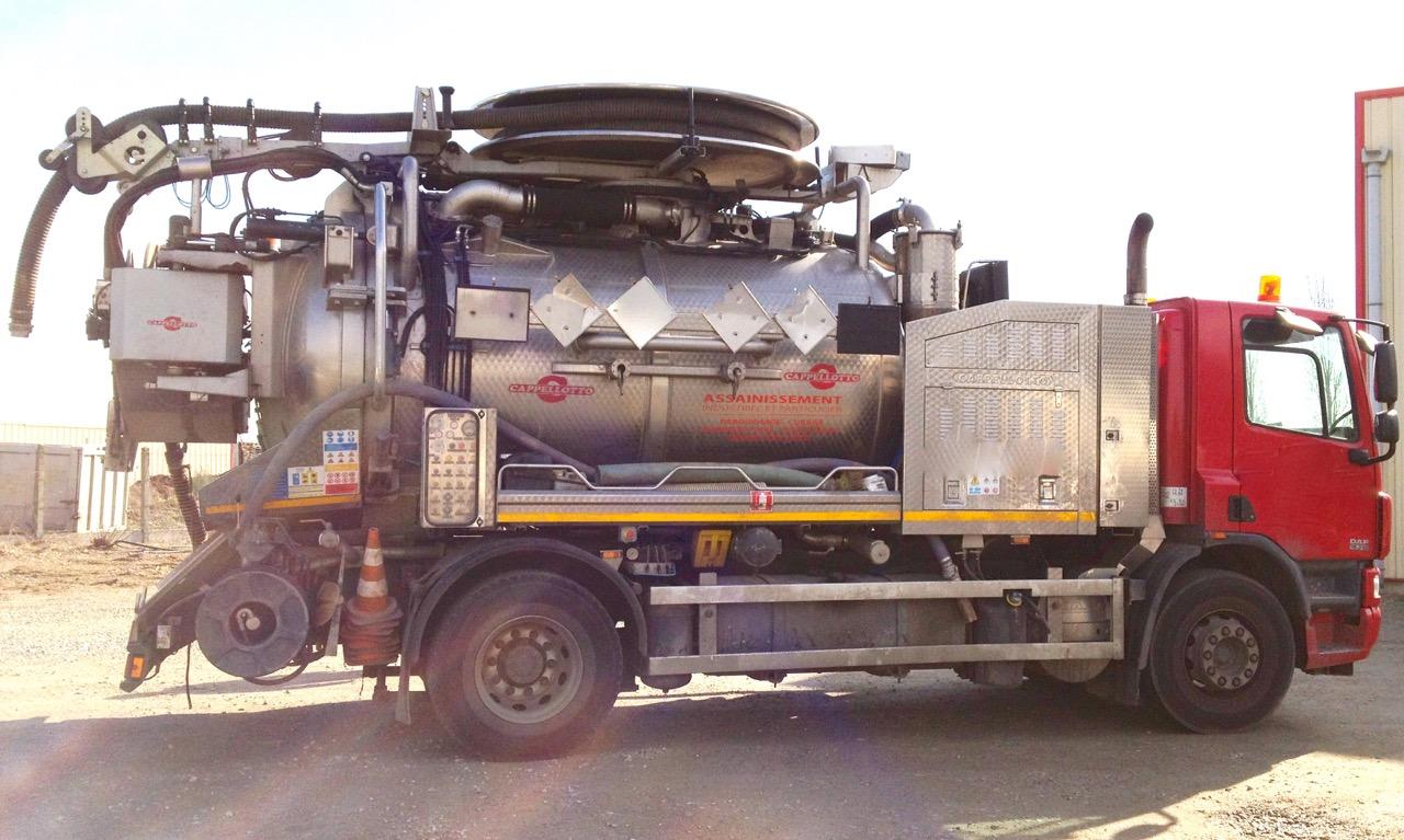 Vacum Truck