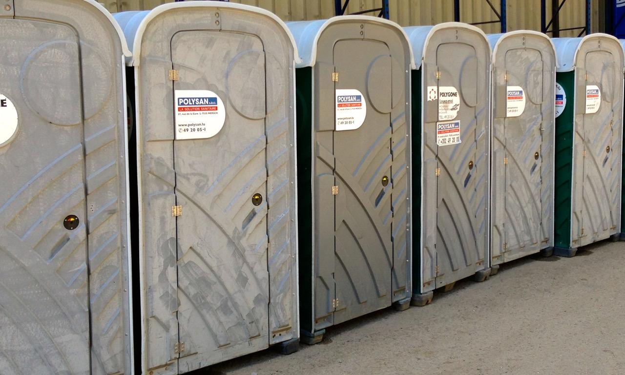 Rental Toilet Cabins